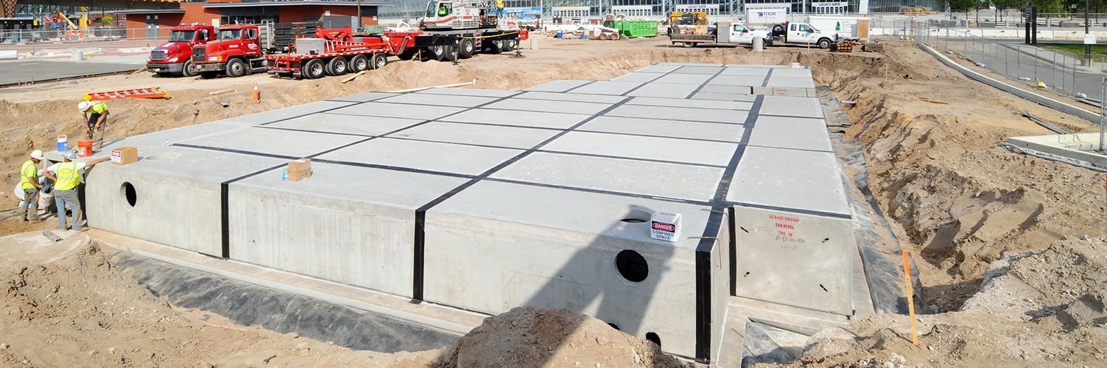 Estadios de la NFL que usaron Prefabricados de Concreto para su construcción