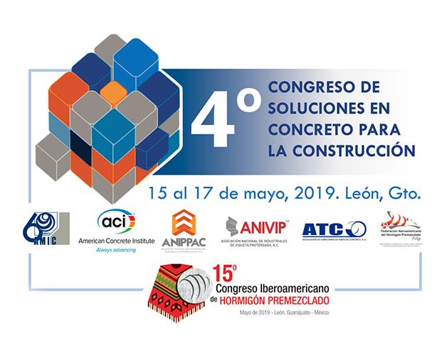 Cuarto Congreso de Soluciones en Concreto para la Construcción