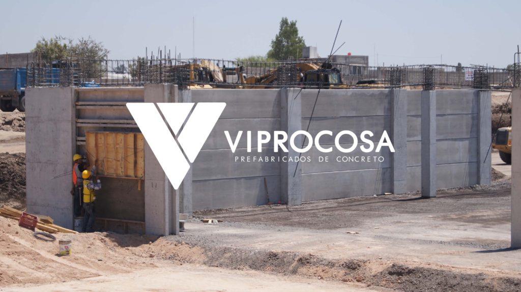 Extrulosa Prefabricado Concreto Centro Comercial Irapuato